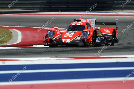 2017 FIA World Endurance Championship, COTA, Austin, Texas, USA. 14th-16th September 2017, #25 CEFC Manor TRS Team China ORECA 07-Gibson: Roberto Gonzalez, Simon Trummer, Vitaly Petrov  World Copyright. May/JEP/LAT Images