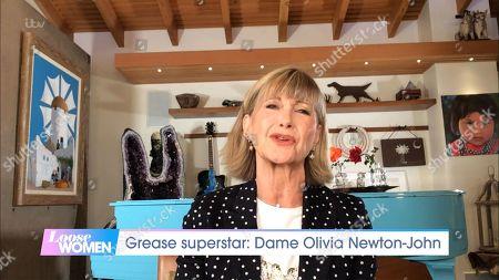 Stock Image of Dame Olivia Newton-John