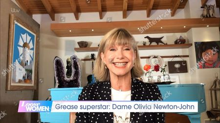 Stock Picture of Dame Olivia Newton-John