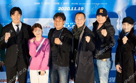 Editorial picture of 'Special Agent' film premiere, Seoul, South Korea