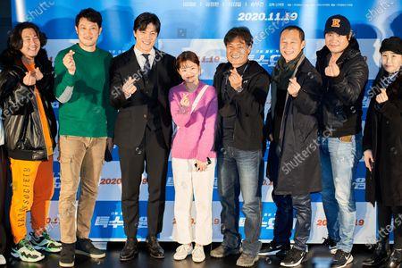 Lee Jae-yoon, Choi Ji-soo, Shin Jae-myung, Kim Kang-il