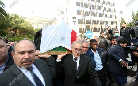 Editorial image of Syrian Foreign Minister Walid al-Moallem dies, Damascus, Syria - 16 Nov 2020