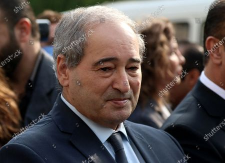 Syrian Deputy Foreign Minister Faisal Mikdad attends the funeral of Deputy Prime Minister, Minister of Foreign Affairs and Expatriates Walid al-Moallem, in Damascus, Syria, 16 November 2020. Walid al-Moallem died aged 79 on 16 November 2020. He will be buried in the Mezzeh cemetery after funeral prayer at the Saad bin Muadh mosque.