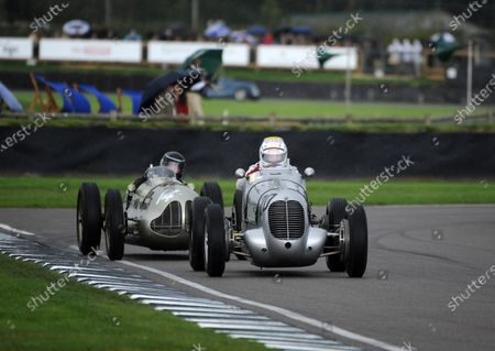 Editorial image of 2017 Goodwood Revival - 09 Sep 2017