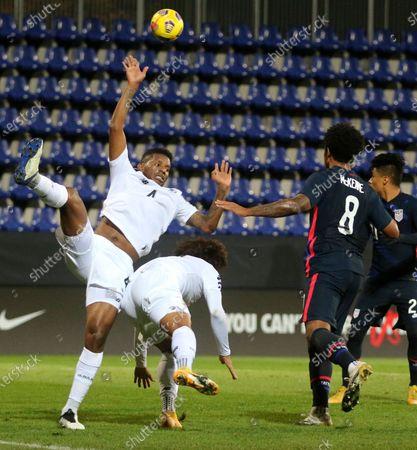 Editorial picture of Austria USA Panama Soccer, Leuven, Belgium - 16 Nov 2020