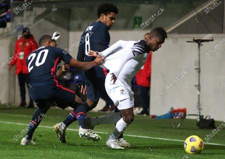 Editorial image of Austria USA Panama Soccer, Leuven, Belgium - 16 Nov 2020