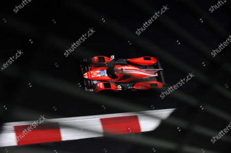 2017 World Endurance Championship, Mexico City, #25 CEFC Manor TRS Team China ORECA 07-Gibson: Roberto Gonzalez, Simon Trummer, Vitaly Petrov 1st-3rd September 2017, World copyright. JEP/LAT Images