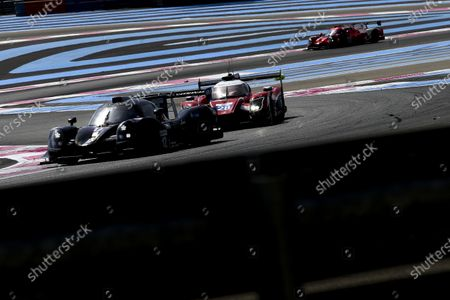 2017 European Le Mans Series, Le Castellet, France. 25th - 27th August 2017. #12 Andrea Dromedari (ITA) / Ricky Capo (AUS) / Maxwell Hanratty (USA)  ? EUROINTERNATIONAL - Ligier JS P3 ? Nissan World Copyright: JEP/LAT Images