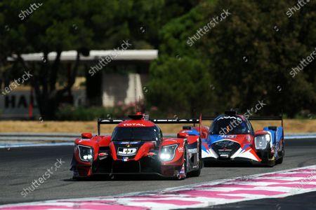 2017 European Le Mans Series, Le Castellet, France. 25th - 27th August 2017. # 23 Fabien Barthez (FRA) / Timothe Buret (FRA) / Nathana?l Berthon (FRA) - PANIS BARTHEZ COMPETITION - Ligier JSP217 ? Gibson World Copyright: JEP/LAT Images