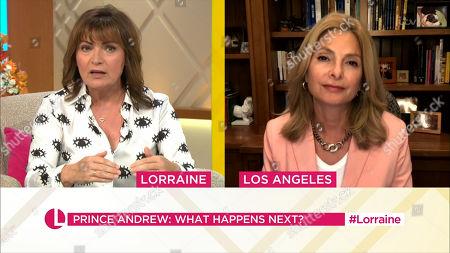 Lorraine Kelly, Lisa Bloom