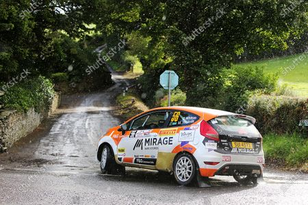 Editorial picture of BRC, Ulster Rally - 19 Aug 2017