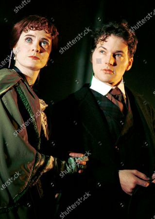 Editorial image of 'Colleen Bawn' Play performed at the Lyttelton Theatre, Royal National Theatre, London, UK - 18 Mar 1999