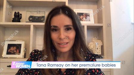Stock Image of Tana Ramsay
