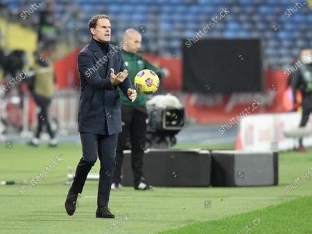 Frank de Boer Netherlands coach