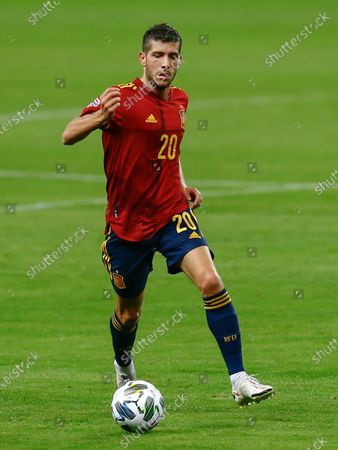 Stock Photo of Sergi Roberto of Spain