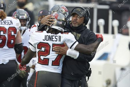 Editorial picture of Buccaneers Panthers Football, Charlotte, United States - 15 Nov 2020