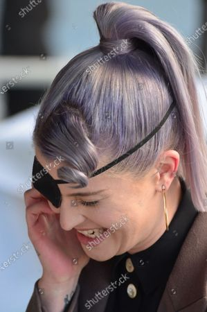 Stock Picture of Kelly Osbourne out and about, West Hollywood, California USA