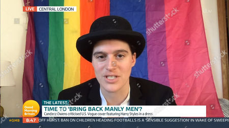 Editorial picture of 'Good Morning Britain' TV Show, London, UK - 18 Nov 2020