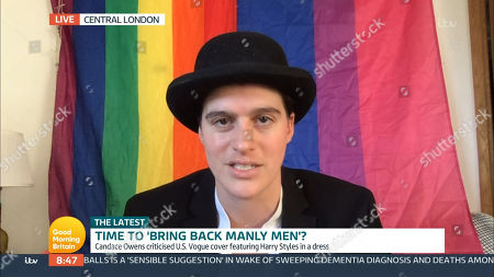 Editorial image of 'Good Morning Britain' TV Show, London, UK - 18 Nov 2020