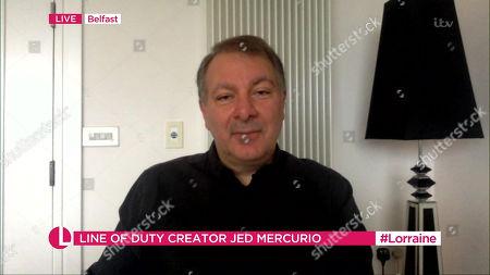 Jed Mercurio