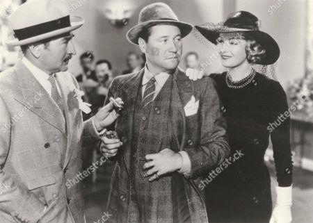 Adolph Menjou, Jack Oakie and Binnie Barnes