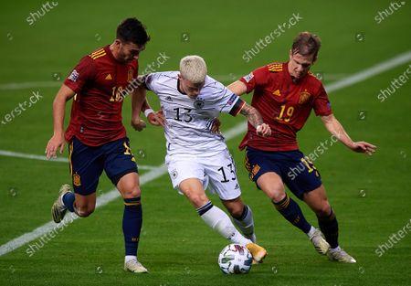 Editorial image of Spain Seville Uefa Nations League Spain vs Germany - 17 Nov 2020