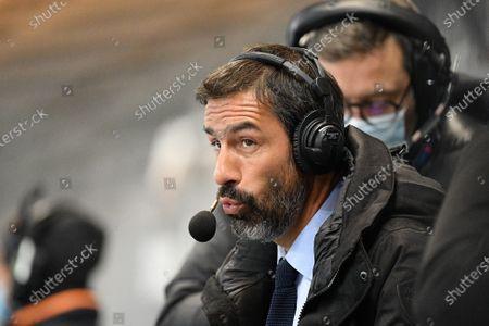 Editorial picture of France v Sweden, UEFA Nations League football match, Paris, France - 17 Nov 2020