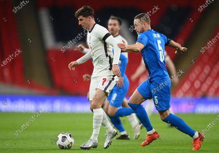 Editorial photo of Iceland Nations League Soccer, London, United Kingdom - 18 Nov 2020