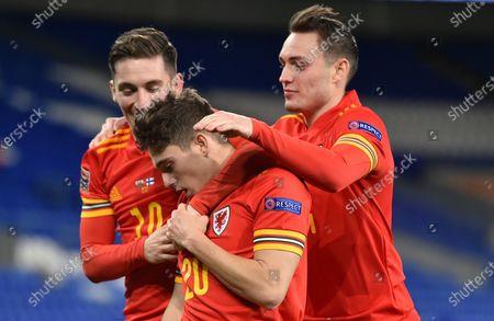 Editorial picture of Wales vs Finland, Cardiff, United Kingdom - 18 Nov 2020
