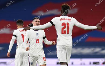 Editorial picture of England vs Iceland, London, United Kingdom - 18 Nov 2020