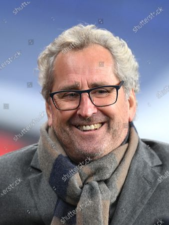 Stock Picture of Iceland's head coach Erik Hamren smiles prior to the UEFA Nations League soccer match between England and Iceland in London, Britain, 18 November 2020.