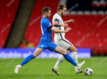 Editorial picture of England vs Iceland, London, United Kingdom - 18 Nov 2020