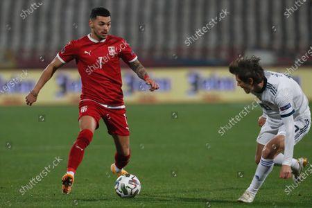 Editorial picture of Russia Nations League Soccer, Belgrade, Serbia - 18 Nov 2020