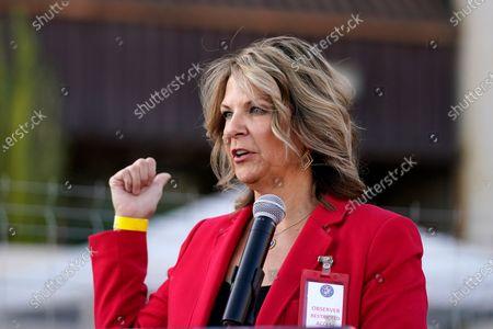 Editorial image of Election 2020 Arizona, Phoenix, United States - 18 Nov 2020
