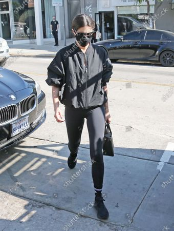 Editorial image of Sara Sampaio out and about, Los Angeles, USA - 18 Nov 2020
