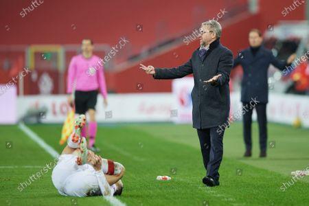 Editorial image of Poland v Netherlands, UEFA Nations League, Chorzow, Poland - 18 Nov 2020