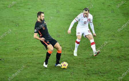 Editorial picture of Poland v Netherlands, UEFA Nations League, Chorzow, Poland - 18 Nov 2020