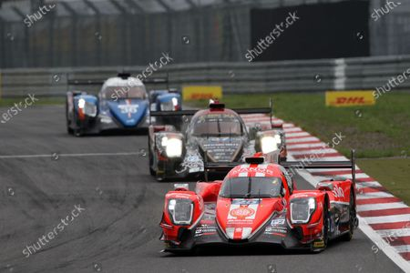 2017 World Endurance Championship, Nurburgring, Germany. 14th-16th July 2017 #25 CEFC Manor TRS Team China ORECA 07-Gibson: Roberto Gonzalez, Simon Trummer, Vitaly Petrov  World copyright. JEP/LAT Images