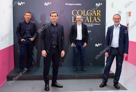 Editorial image of 'Colgar Las Alas' photocall, Madrid, Spain - 18 Nov 2020