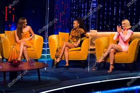 Editorial picture of 'The Jonathan Ross Show' TV show, Series 16, Episode 6, London, UK - 21 Nov 2020