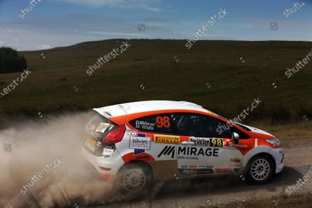 Editorial image of BRC, Nicky Grist Stages - 08 Jul 2017