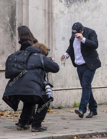 Editorial image of James Stunt Court Case, Westminster Magistrates Court, Westminster, London, UK - 18 Nov 2020