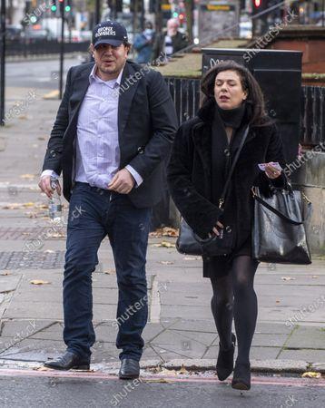 Editorial photo of James Stunt Court Case, Westminster Magistrates Court, Westminster, London, UK - 18 Nov 2020