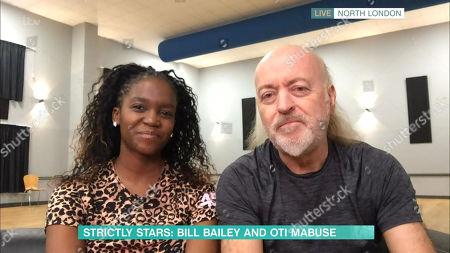 Bill Bailey, Otlile Mabuse