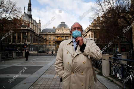 Editorial photo of Train Attack Trial, Paris, France - 19 Nov 2020