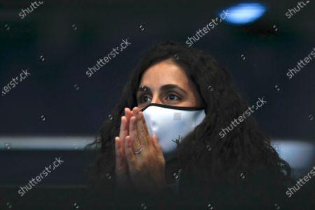 Editorial picture of Tennis ATP Finals, London, United Kingdom - 19 Nov 2020