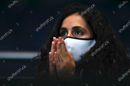 Editorial photo of Tennis ATP Finals, London, United Kingdom - 19 Nov 2020
