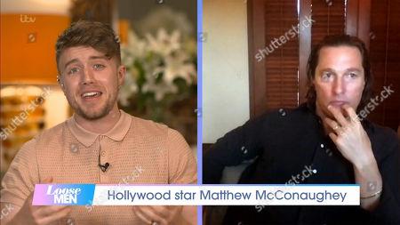 Roman Kemp, Matthew McConaughey