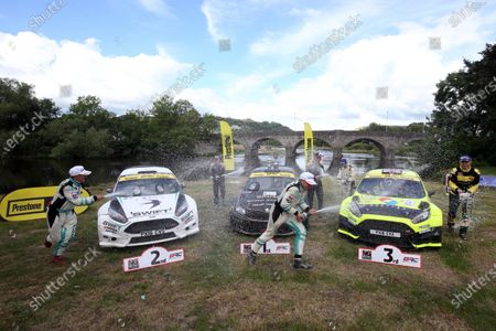Editorial photo of BRC, Nicky Grist Stages - 09 Jul 2017
