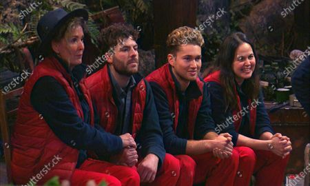 Prer-Trial - Beverley Callard, Jordan North, AJ Pritchard and Giovanna Fletcher